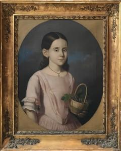 Anonimo – Ritratto di bambina