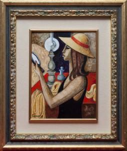 Lucio Ranucci – Cappello di paglia