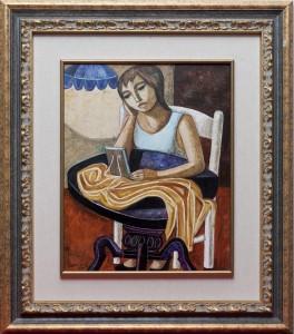 Lucio Ranucci – Il tavolino a tre gambe