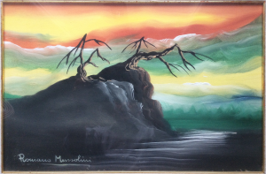 Romano Mussolini – Paesaggio
