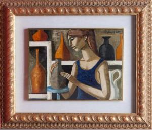 Lucio Ranucci – La giovane ceramista