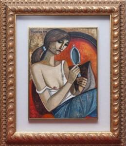 Lucio Ranucci – Lolita allo specchia