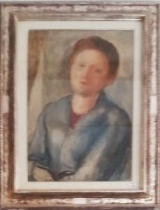 Virgilio Guidi – Ritratto
