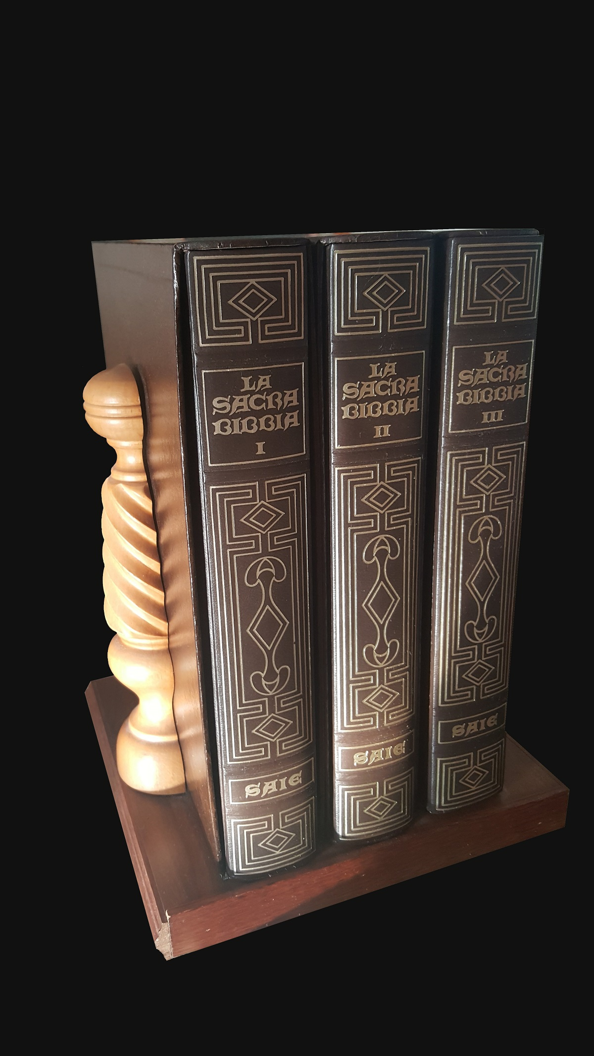 La Sacra Bibbia – Edizione Saie