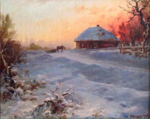 Menshov Anatoly – Foschia Attesa