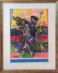 Aldo Borgonzoni – Fuga dalla violenza