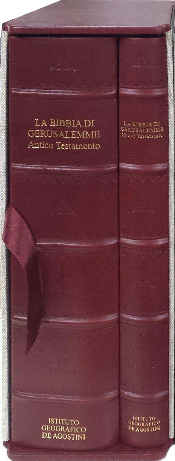 La bibbia di Gerusalemme – DeAgostini