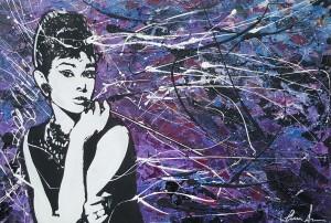 Luca Azzurro – Audrey Hepburn