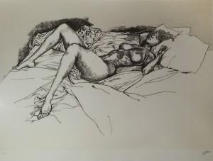 Renato Guttuso – Nudo