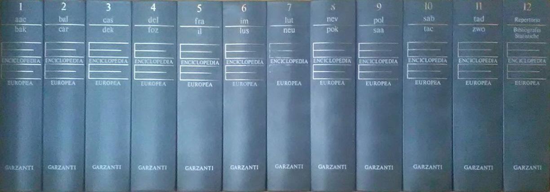 Enciclopedia – Garzanti