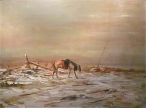 Norberto Martini – Il cavallo del soldato