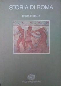 Storia di Roma – Einaudi