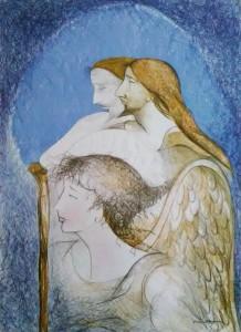 Antonio Nocera – L'annuncio ai pastori