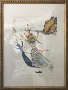 Salvador Dalì – Primavera