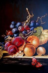 Meloni Paola –  Colori di fine estate