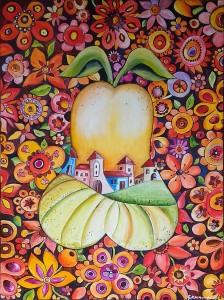Gisella Raimondi – Villaggio della pera