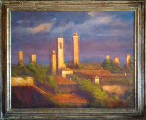 Luigi Falai – San Gimignano