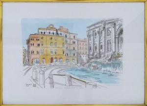 Aldo Riso – Fontana di Trevi