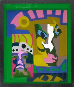 Philippe Artias – Pittura piatta