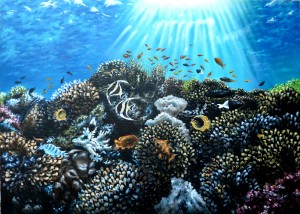 Meloni Paola –  Una luce tra i coralli