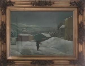 Ciro De Michele – Faeto sotto la neve