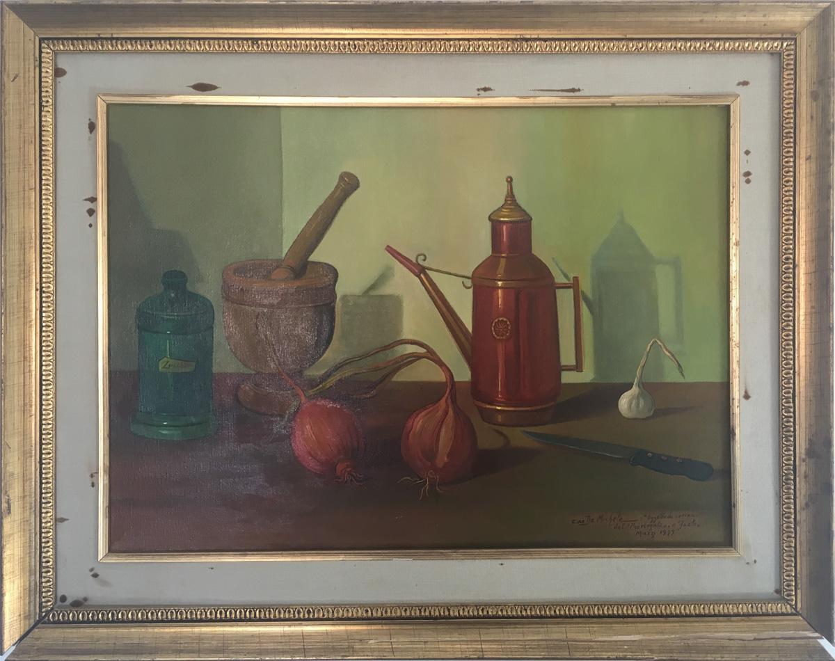 Ciro De Michele – Oggetti da cucina