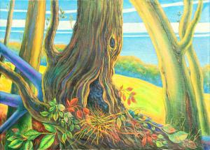 Giuseppe Minaya – Al limite del bosco