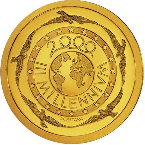 Medaglia Aurea – Istituto Poligrafico e Zecca di Stato