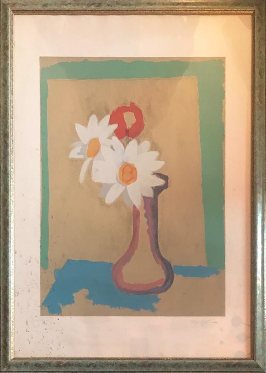 Sergio Bonfantini – Vaso di fiori