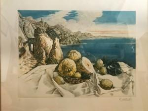 Giovanbattista De Andreis – Cedri ad Amalfi