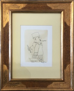 Franz Borghese – Coppia di chine