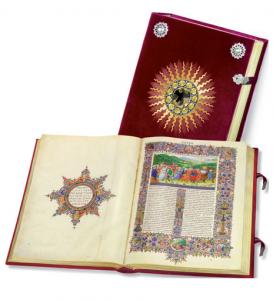 La Bibbia di Federico da Montefeltro – La biblioteca impossibile