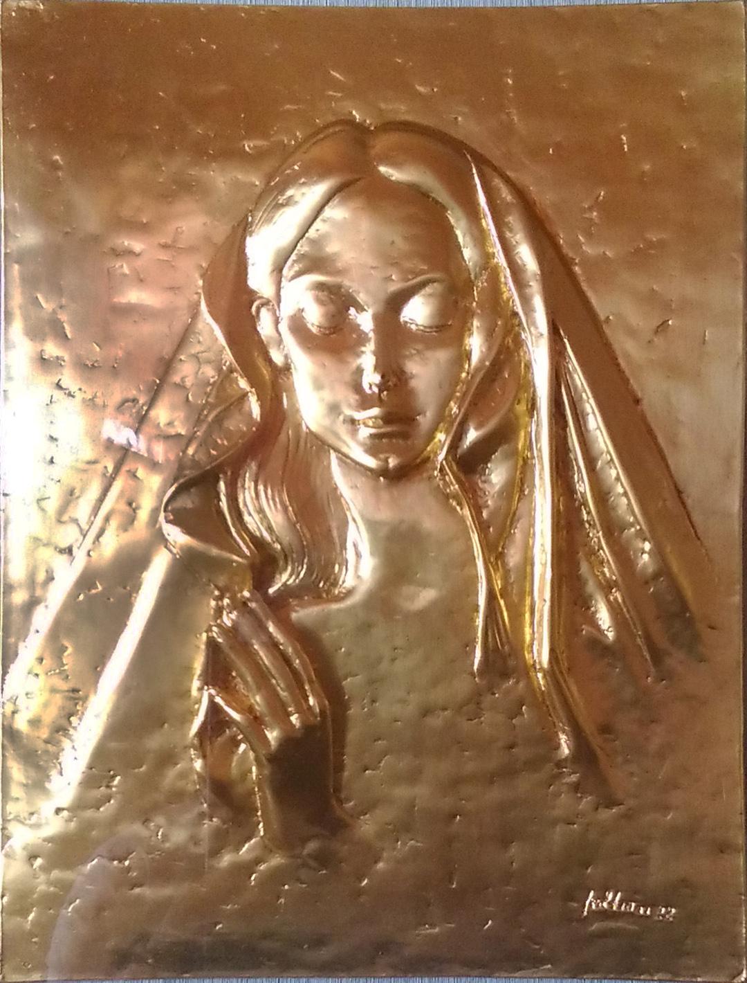 Gregorio Sciltan – Madonna