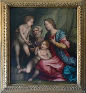 Pier Francesco Foschi – Sacra Famiglia