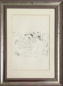 Pablo Picasso – Le déjeuner sur l'herbe