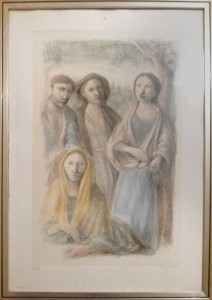 Domenico Purificato – Contadini