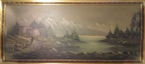 Antonio Bini – Paesaggio