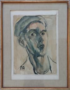 Pietro Angelini – Autoritratto