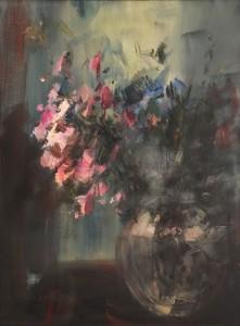 Elio Pulli – Fiori alla finestra
