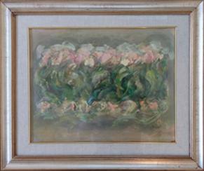 Pietro Angelini – Fiori rosa
