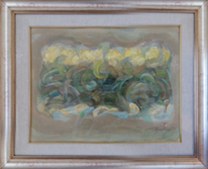 Pietro Angelini – Fiori gialli