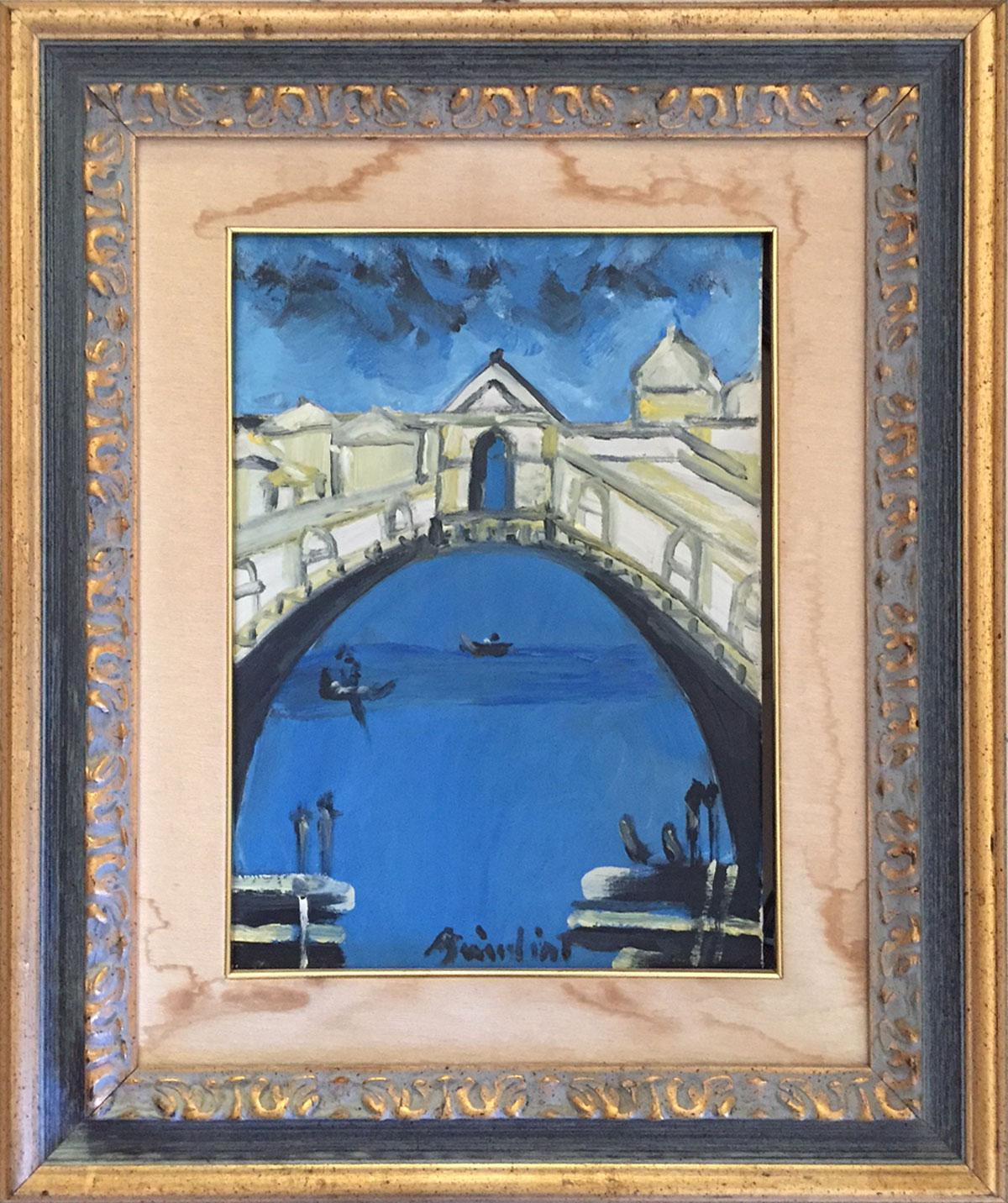 Remo Brindisi – Ponte Rialto