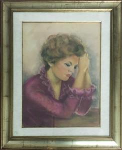 Nelly Frignani Orsini – Ritratto di Grazia