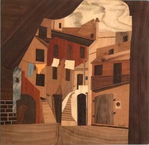 Roberto Pelletti – Il cortile