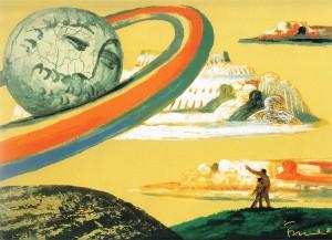 Salvatore Fiume – Il mito di Saturno
