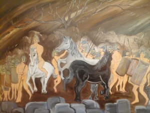Skina Bruno – La battaglia degli Dei