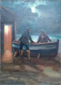 Domenico Selo Seloski – Barche