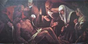 Leandro da Ponte (detto Leandro Bassano)  – Pianto sul Cristo morto