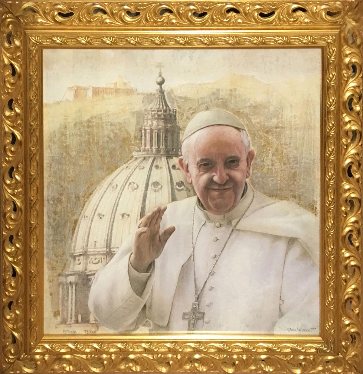 Elvio Marchionni – Il Papa buono