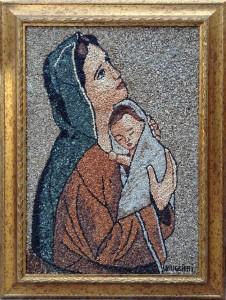 Vincenzo Ruggieri – Madonna con il bambino